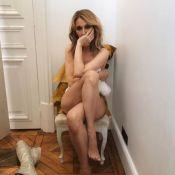Céline Dion : A 49 ans, elle pose presque nue pour Vogue !