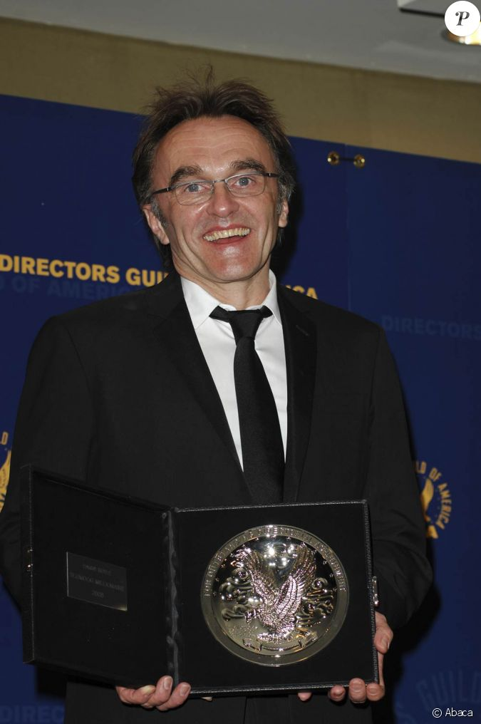 Danny boyle et son prix du meilleur r alisateur - Prix du meilleur architecte ...