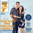 """Magazine """"Télé 7 Jours"""", en kiosques lundi 10 juillet 2017."""