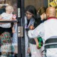 Exclusif - Bigi (Blanket) Jackson à la sortie de son cours de karaté à Los Angeles, le 24 juin 2017