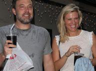 Ben Affleck : De sortie avec sa nouvelle chérie, il ne cache plus son bonheur