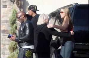 EXCLU : Quand Mariah Carey et son mari font du shopping... c'est une maison qu'ils cherchent à acheter !