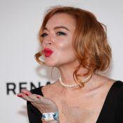 Lindsay Lohan absente du mariage de son petit frère Michael Lohan Jr.