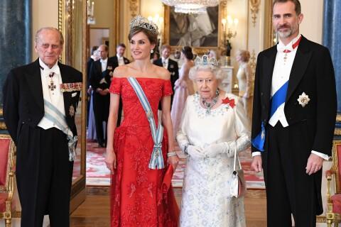 Letizia d'Espagne éblouissante, Kate Middleton reléguée au second plan !