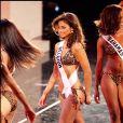 MISS BELGIQUE, TATIANA SILVA - SELECTION DES 20 FINALISTES POUR LE CONCOURS MISS UNIVERS 2006  Miss Belgium - Tatiana Silva20/07/2006 - Los Angeles