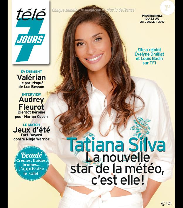 Le magazine Télé 7 Jours du 22 juillet 2017