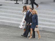 Défilé du 14 juillet : Emmanuel Macron et Donald Trump face à Daft Punk