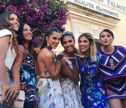 Mariage de Sylvie Tellier : Les Miss France s'éclatent à la cérémonie !
