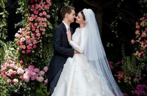 Miranda Kerr : Photos de son mariage et de sa robe, somptueuse