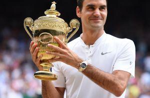 Roger Federer en larmes à Wimbledon, devant ses adorables jumeaux et Mirka