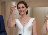 "Kate Middleton : Stylée comme une ""tsarina"" lors de la garden party à Varsovie"