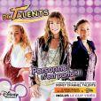 Les DC Talents interprètent la version française du générique de  Hannah Montana