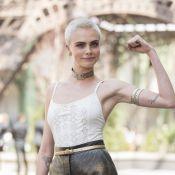 """Cara Delevingne : """"Je vis librement ma sexualité"""""""