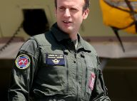"Emmanuel Macron se la joue Tom Cruise en mode ""Top Gun"""
