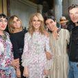 """Céline Dion, Pepe Munoz au front row du défilé de mode Haute-Couture """"Giambattista Valli"""" collection Automne-Hiver 2017/2018 au Petit Palais à Paris, France, le 3 juillet 2017. © CVS-Veeren/Bestimage"""
