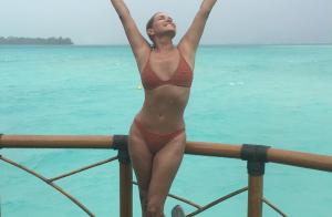 Yolanda Hadid : La maman de Gigi et Bella Hadid, 53 ans, canon en lingerie