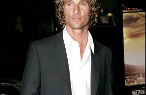 Dolce and Gabbana met Matthew McConaughey au parfum