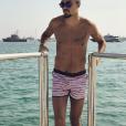 Julien Guirado, candidat de la nouvelle saison de Moundir et les apprentis aventuriers, sur Instagram.