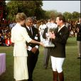 La princesse Diana et le prince Charles en Inde en février 1992.