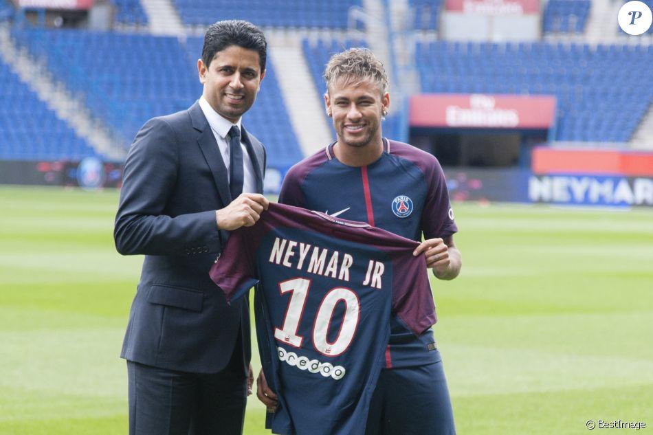 PSG : Nasser Al-Khelaifi et Neymar répondent aux rumeurs sur son futur départ au Real Madrid