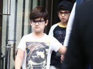 Céline Dion: Ses jumeaux Eddy et Nelson si mignons en lunettes et looks assortis