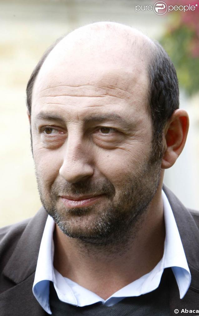 Kad Merad fait partie de la distribution de  L'Immortel