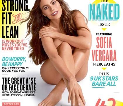 Melanie Sykes, 47 ans : Entièrement nue avec Sofia Vergara !