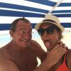 Karine Le Marchand et Jean-Pierre Pernaut complices et dénudés en bord de mer !