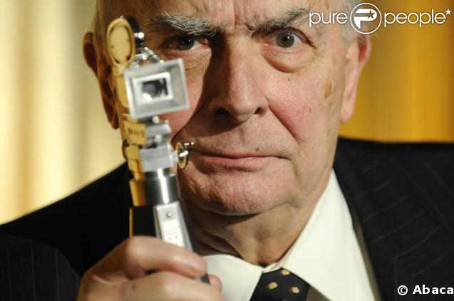 Claude Chabrol et son Berlinale Kamera Award !