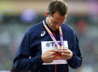 Renaud Lavillenie : Sa fille Iris, adorable avec sa nouvelle médaille !