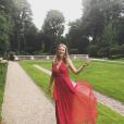 Victoria Azarenka, photo Instagram mai 2017.