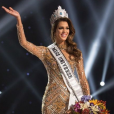 Iris Mittenaere, Miss France 2016, a été couronnée Miss Univers 2016 à Manille le 30 janvier 2017. Photo Instagram.