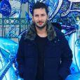 """Maxime Guény, le nouveau chorniqueur star de """"Touche pas à mon poste""""."""