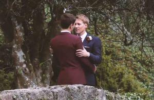 Tom Daley : En pleine lune de miel, il diffuse la vidéo de son mariage !