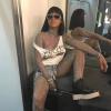 Rihanna vs Kim Kardashian : Elles craquent pour le même look