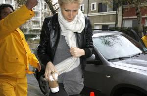 Gwyneth Paltrow : une très petite mine... mais un super look !
