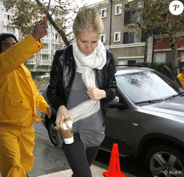 Gwyneth Paltrow à L.A. 09/02/09