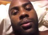 Teddy Riner : Victime de son poids, il dévoile sa drôle mésaventure en vidéo...