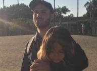 """Jérémy Chaletain (Star Ac 2), ex-mari d'Alizée : """"Ma fille, Annily, est super"""""""