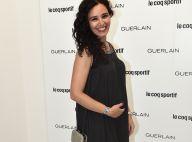 Aïda Touihri enceinte : Joli ventre très arrondi pour la journaliste