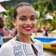Miss Martinique 2017, le 2 août 2017 à la Martinique.
