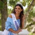 Kleofina Pnishi, Miss Provence 2017.
