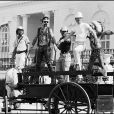 Le groupe Village People en 1980