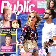 "Magazine ""Public"", en kiosqies vendredi 25 août 2017."