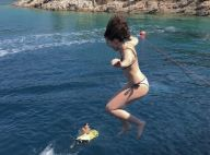 Marina Kaye : Superbe en bikini, elle s'éclate au soleil !
