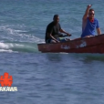 """Romain de retour chez les rouges - """"Koh-Lanta Fidji"""", le 1er septembre 2017 sur TF1."""