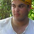 """André - """"Koh-Lanta Fidji"""", le 1er septembre 2017 sur TF1."""