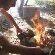 """Les jaunes ont le feu - """"Koh-Lanta Fidji"""", le 1er septembre 2017 sur TF1."""