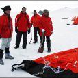 Maxima et Willem-Alexander des Pays-Bas ont embarqué pour un voyage en Antarctique