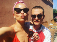 Zoë Kravitz : La fille de Lenny Kravitz, amoureuse en rencard